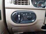 2004 Ford Explorer Eddie Bauer Controls