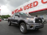 2012 Magnetic Gray Metallic Toyota Tundra SR5 Double Cab 4x4 #83483981