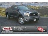 2013 Magnetic Gray Metallic Toyota Tundra TRD CrewMax 4x4 #83483815