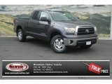 2013 Magnetic Gray Metallic Toyota Tundra Double Cab 4x4 #83483813