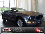 2006 Tungsten Grey Metallic Ford Mustang V6 Premium Convertible #83483841