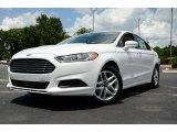 2013 Oxford White Ford Fusion SE #83499821