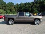 2014 Brownstone Metallic Chevrolet Silverado 1500 LT Crew Cab 4x4 #83499347