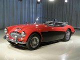 Austin-Healey Data, Info and Specs