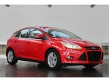 2012 Race Red Ford Focus SEL 5-Door #83499582