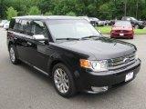 2010 Tuxedo Black Ford Flex Limited AWD #83500523