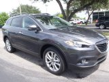 2013 Meteor Gray Mica Mazda CX-9 Grand Touring #83500995
