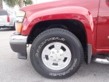 GMC Canyon 2004 Wheels and Tires