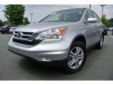 2011 Alabaster Silver Metallic Honda CR-V EX-L #83499807