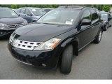 2005 Super Black Nissan Murano SE #83499795