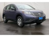 2013 Twilight Blue Metallic Honda CR-V LX #83499315