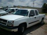 2003 Summit White Chevrolet Silverado 1500 Extended Cab #83499791