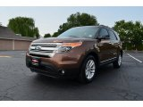 2011 Golden Bronze Metallic Ford Explorer XLT 4WD #83499290