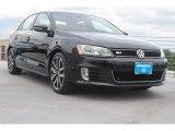 2013 Deep Black Pearl Metallic Volkswagen Jetta GLI Autobahn #83500488
