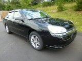 2005 Black Chevrolet Malibu LS V6 Sedan #83500716