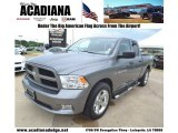 2012 Mineral Gray Metallic Dodge Ram 1500 ST Quad Cab #83499285