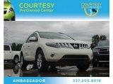 2010 Glacier White Pearl Nissan Murano SL #83499763