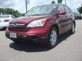 2008 Tango Red Pearl Honda CR-V EX-L 4WD #83500943