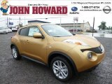 2013 Atomic Gold Nissan Juke SV AWD #83499991