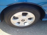 Kia Rio 2004 Wheels and Tires