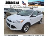 2013 Oxford White Ford Escape SE 1.6L EcoBoost #83499275