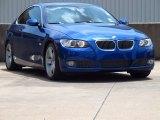 2008 Montego Blue Metallic BMW 3 Series 335i Coupe #83500472
