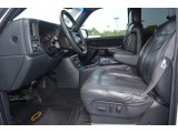 2001 Chevrolet Silverado 1500 LT Extended Cab Front Seat