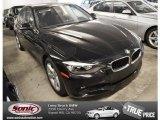 2013 Jet Black BMW 3 Series 328i Sedan #83499518