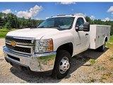 2012 Chevrolet Silverado 3500HD WT Regular Cab 4x4 Utility Truck Data, Info and Specs