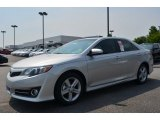 2013 Classic Silver Metallic Toyota Camry SE #83499260
