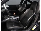 2007 Porsche 911 Turbo Coupe Front Seat