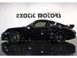 2012 Black Porsche 911 Turbo S Coupe #83500653