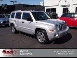 2007 Bright Silver Metallic Jeep Patriot Limited #83499501