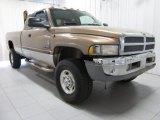 2001 Medium Bronze Pearl Coat Dodge Ram 2500 ST Quad Cab 4x4 #83499736