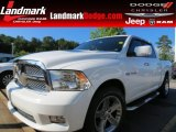 2010 Stone White Dodge Ram 1500 SLT Crew Cab #83499244