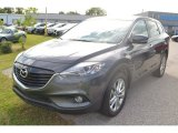 2013 Meteor Gray Mica Mazda CX-9 Grand Touring #83500177