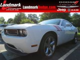 2011 Bright White Dodge Challenger R/T #83499243