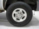 Dodge Ram 2500 2001 Wheels and Tires