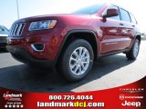 2014 Deep Cherry Red Crystal Pearl Jeep Grand Cherokee Laredo #83499234