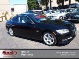 2011 Jet Black BMW 3 Series 335i Coupe #83499495