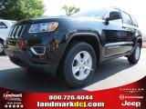 2014 Brilliant Black Crystal Pearl Jeep Grand Cherokee Laredo 4x4 #83499232