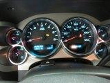 2013 Chevrolet Silverado 1500 LT Crew Cab 4x4 Gauges