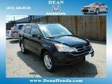 2010 Crystal Black Pearl Honda CR-V EX #83500143