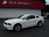 2006 Performance White Ford Mustang GT Premium Coupe #83500627