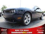 2013 Jazz Blue Pearl Dodge Challenger R/T #83499210