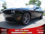 2013 Pitch Black Dodge Challenger R/T Redline #83499208