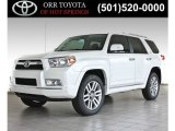 2013 Blizzard White Pearl Toyota 4Runner Limited 4x4 #83500900