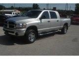 2006 Bright Silver Metallic Dodge Ram 1500 SLT Mega Cab 4x4 #83499936