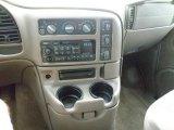 2001 Chevrolet Astro LT AWD Passenger Van Controls