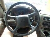 2001 Chevrolet Astro LT AWD Passenger Van Steering Wheel